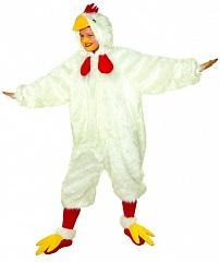 Huhn Hahn Henne Plüschkostüm Karneval Fasching Kostüm Party