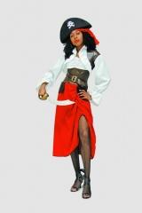 Piratin Seeräuberbraut de Luxe 36 38 42