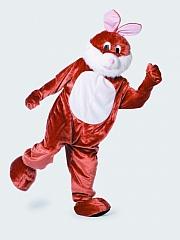 Maskottchen Bunny Hase Ostern Herrenkostüm Fasching