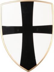 Ritterset Schild Schwert für Erwachsene Accessoires Mittelalter Faschi