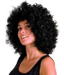 Coole Riesen Afro Perücke für Mann und Frau