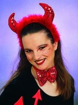Teufel Set LUXUS Karneval Fasching Kostüm Party