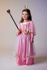 Kinderkostüm Prinzessin Isabella Kinderfasching Karneva