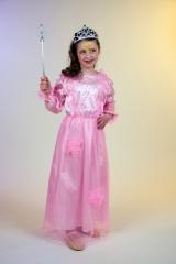 Prinzessin Selina Kinderkostüm Kinderkleid Kinderfaschi