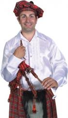 Dudelsack Schottenkostüm Zubehör Spielzeug-Dekoration