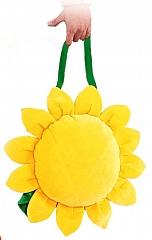 Blumentasche 70er Jahre Hippietasche Sonnenblume Schlagerparty