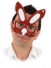 Osterhase Hase Hasenbrille Bunny Kaninchen Brille