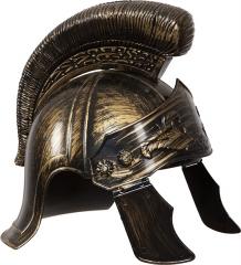 Ritterhelm Sankt Martin Gladiator Römerhelm Krieger silber oder bronze