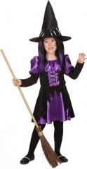 Hexe Zara Kinderkostüm Kinderfasching Halloween
