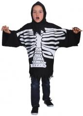 Skelettkostüm Geist Kinderkostüm Halloween Kostüm