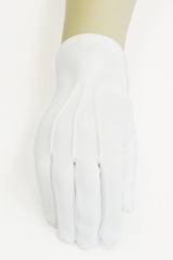 Handschuhe kurz Damen und Herren Fasching Karneval