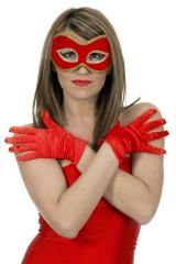 Handschuhe Satinhandschuhe kurz Schützenfest Kostümzubehör viele Farbe