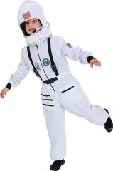 Astronautenkostüm Spaceman Weltraum Astronautenoverall Raumfahrt
