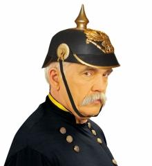 Preußische Pickelhaube Massiv Kaiser Wilhelm