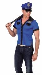 Polizei Sexy Polizeihemd Police Stripper Polizeikostüm