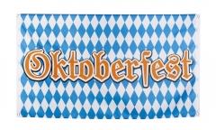 Fahne Oktoberfest 90x150 cm Bavaria Freistaat Bayern