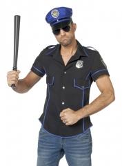 Polizeihemd Polizeikostüm Police Polzei 48 52 56 60
