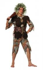 African King Verkleidung Kostümfest Faschingsparty Karneval Mottoparty