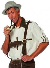 Tirolerhemd Seppl Faschingshemd Wiesn Oktoberfest bayrischer Abend