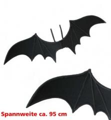 Fledermausflügel Fledermaus Vampir Karneval Halloween Gruselparty