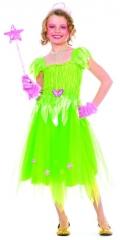 Kleid Fairy Tale Feenkostüm Kinderkostüm Kinderparty Kinderfasching