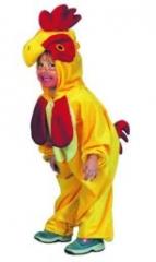 Hahn Huhn Kinder Kostüm Karneval Fasching Kostüm Party