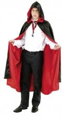 Umhang Wendeumhang mit Kapuze Dracula Vampir Theater 3 Farben