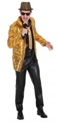Paillettenjacket Showjacket Glitterblazer 48/50 52/54 56/58   4 Farben