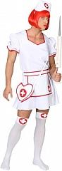 Krankenschwester für Herren Junggesellenabschied