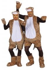 Tigerkostüm Verkleidung Tierkostüm Faschingsverkleidung Kostümfest
