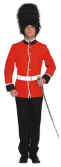 Soldat Tommy Herrenkostüm Verkleidung Mottoparty Karneval Fasching