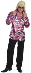 Hemd Cool Partyhemd Herrenhemd Faschingshemd Kostümfest Karneval
