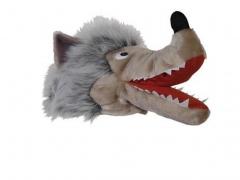 Wolf Mütze Rotkäpchen Karneval Fasching Party
