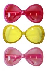 70er 80er Jahre Partybrille XXL Brille Schlager Themen Mottoparty