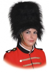 Fellmütze Damen oder Herren Zubehör Faschingsparty Karnevalsfete