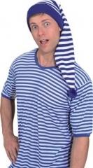 Zipfelmütze Schlafmütze Ringelmütze Karnevalsmütze Kopfbedeckung