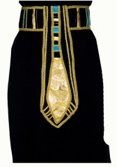 Ägyptischer Gürtel Karnevalszubehör Faschingsparty Ägypterin Cleopatra