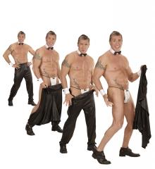 Stripper Stripperhose Menstrip Stripshow Nummernboy Hose Kostüm