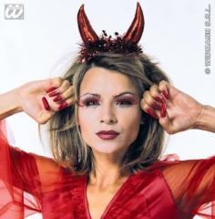 Teufelshörner Teufel Lucifer Satan Halloween Junggesellenabschied