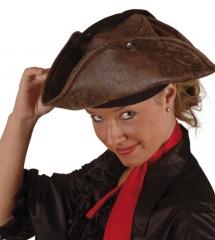 Hut Neptun Kopfbedeckung Pirat Piratin Fasching