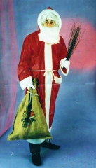 Nikolaus Weihnachstmann Nikolausmantel Santa Claus