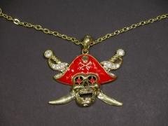 Pirat Piratenkette Karneval Fasching Kostüm Party