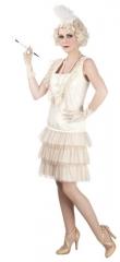 Charlestonkleid Lady Charleston Elite mit Zubehör 20er Jahre Burlesque