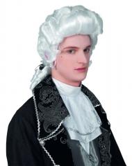 Barocke Herrenperücke Mittelalter Karnevalsperücke Marquis Faschingspe