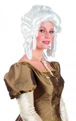 Barock Damenperücke Mittelalterperücke Faschingsparty Kostümperücke Ro