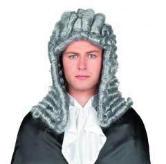 Judge Richterperücke Barok Rokoko Anwalt Gerichtshof