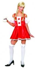 Küken Tierkostüm Karneval Fasching Kostüm Party 116