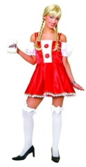 Oktoberfest Dirndl sexy Bayernmädchen Karneval Party