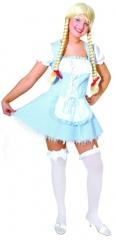 Oktoberfest Dirndl Sexy Madl Karneval Fasching Kostüm