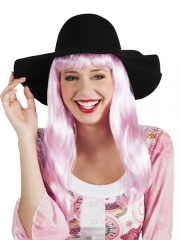 Schlapphut Retro Hut viele Farben Damenhut Kostümhut Faschingshut